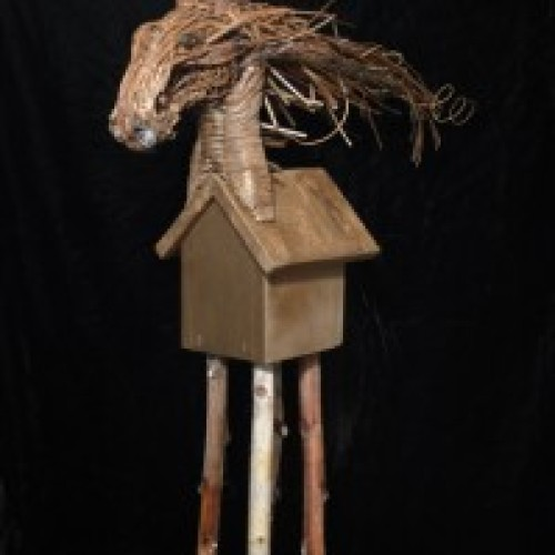 mg-HORSE-Lacy-015-facing-left-sculpture