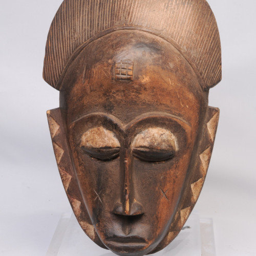 Baule dance mask, Ivory Coast