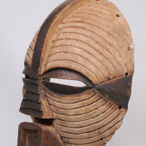 Luba mask, Mozambique right