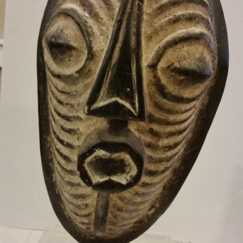 Songhe' Mask  front