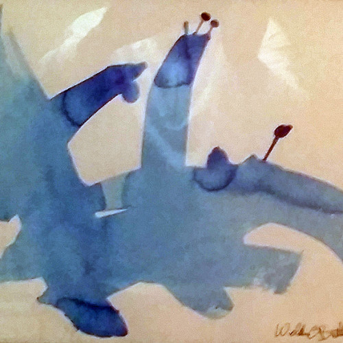 WB_Untitled Blue Watercolor 24X28